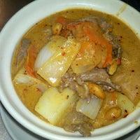 Photo taken at Jasmine Thai Restaurant by Courtney B. on 12/4/2011