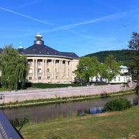 Photo taken at Regentenbau by Nick B. on 5/29/2011