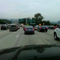 Photo taken at Interstate 405 (San Diego Freeway) by Maurice S. on 9/12/2012