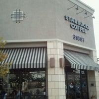 Photo taken at Starbucks by David K. on 11/30/2011