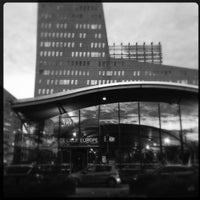 Photo taken at Lille Europe Railway Station by Catherine on 7/15/2012