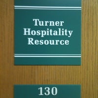 Photo taken at Turner Hospitality Resource by Westin H. on 11/17/2011