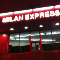 Photo taken at Milan Express by Unknow on 6/7/2011