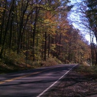 Photo taken at Hocking Hills State Park by Kenneth W. on 10/16/2011