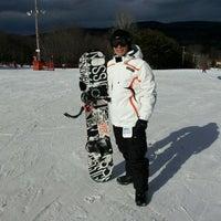 Photo taken at Greek Peak Mountain Resort by Douglas M. on 1/29/2012