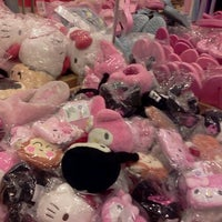 Photo taken at Sanrio by nuch816 s. on 9/16/2011