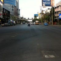 Photo taken at Ratchayothin Intersection by Chill Out S. on 11/27/2011