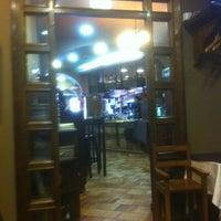 Photo taken at Restaurante Sidreria Los Lagos by Roberto C. on 6/3/2012