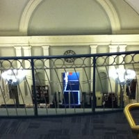 Photo taken at New Haven Free Public Library by Jeffrey G. on 2/15/2012