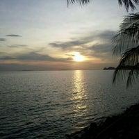 Photo taken at First Villa Resort  Pha-ngan by Fernando R. on 10/19/2011