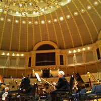 Foto diambil di Symphony Center (Chicago Symphony Orchestra) oleh Clive M. pada 1/7/2011