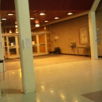 Photo taken at Johnston Heights Secondary by Norm L. on 1/20/2012
