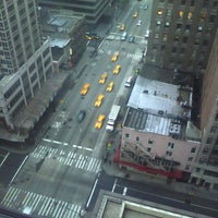 Photo taken at Residence Inn by Marriott New York Manhattan/Times Square by Jose D. on 5/5/2011