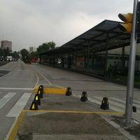 Photo taken at Metrobús Buenavista L4 by Pepe C. on 7/17/2012