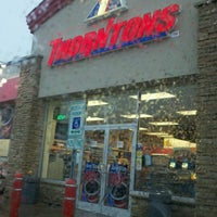Photo taken at Thorntons Inc. by Neha D. on 12/20/2011