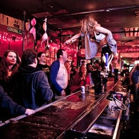 Photo taken at Coyote Ugly Saloon by Paul K. on 12/30/2011