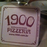 12/28/2011 tarihinde Paty V.ziyaretçi tarafından 1900 Pizzeria'de çekilen fotoğraf