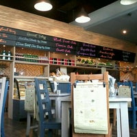 Photo taken at Honey & Bread by Nancy S. on 2/24/2012