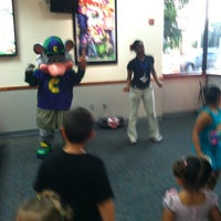 Photo taken at Chuck E. Cheese's by Shatonna B. on 6/9/2012