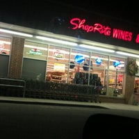 Photo taken at shop rite wine and spirits by Christopher C. on 12/2/2011