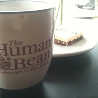 Photo taken at Human Bean - Cobourg's Coffee House by Eric D. on 9/21/2011