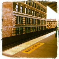 Photo taken at Metro North - Harlem - 125th Street Station by Michael R. on 8/26/2012
