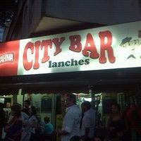 Photo taken at City Bar by Je H. on 12/10/2011