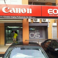 Photo taken at Canon EOS Boutique by Mickey T. on 3/23/2012