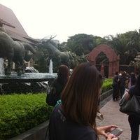 Photo taken at Garden Cliff Resort & Spa by หน้าหวาน ส. on 9/28/2011