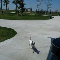 Photo taken at West Kendall Hammocks Dog Park by Samantha Z. on 4/2/2012