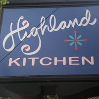 Photo taken at Highland Kitchen by Joan M. on 8/19/2012