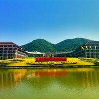 Photo taken at Mae Fah Luang University by Weera J. on 11/8/2011