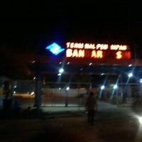 Photo taken at Terminal Penumpang Bandarmasih by fauznajwan c. on 5/23/2012