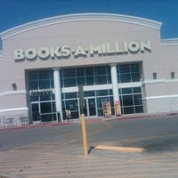 Photo taken at Books A Million by Randy D. on 5/18/2012