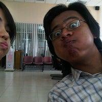 Photo taken at Kementrian Kesehatan RI Gd Prof. Dr. Sujudi by Maria V. on 9/12/2011