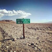 Photo taken at Death Valley National Park by Vinceslas on 9/4/2012