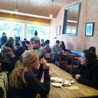 Photo taken at La Boulangerie de San Francisco by Omid S. on 2/19/2012