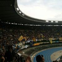 Foto scattata a Stadio Marc'Antonio Bentegodi da Massimo M. il 5/19/2012
