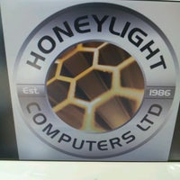 Photo taken at Honeylight Computers Ltd. by Nate P. on 3/27/2012