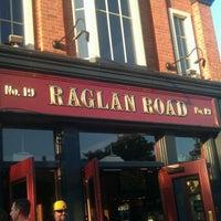 Photo taken at Raglan Road Irish Pub by Stephanie B. on 5/25/2012