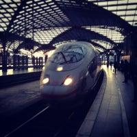 Das Foto wurde bei ICE 616 Köln - Dortmund von Mike S. am 11/30/2011 aufgenommen