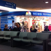 Photo taken at Concourse C by Peggy on 4/9/2011