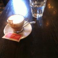 Photo taken at Bar La Linea by Bata M. on 5/19/2012
