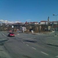 Photo taken at Železniška postaja Kranj by Miran A. on 2/23/2012