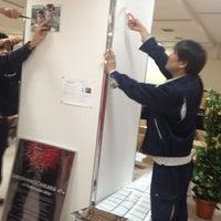 Photo taken at FUJISAKI SHASHINNOCHIKARA47+in SENDAI by hayato s. on 3/12/2012
