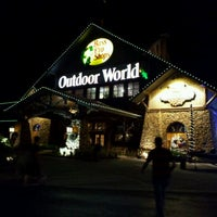 Photo taken at Bass Pro Shops by Lehi C. on 11/23/2011