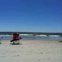 Photo taken at Beach Front by Joanne D. on 6/26/2012