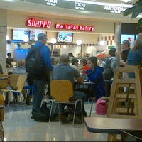 Photo taken at Sbarro Italian Eatery by Shaun R. on 5/9/2012