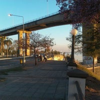 Photo taken at Costanera Norte by Leandro O. on 9/9/2011