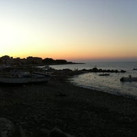 Photo taken at Bar Lungomare by Zaira F. on 8/14/2011